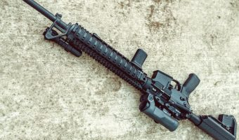 Just What is the Use of the Vertical Foregrip?