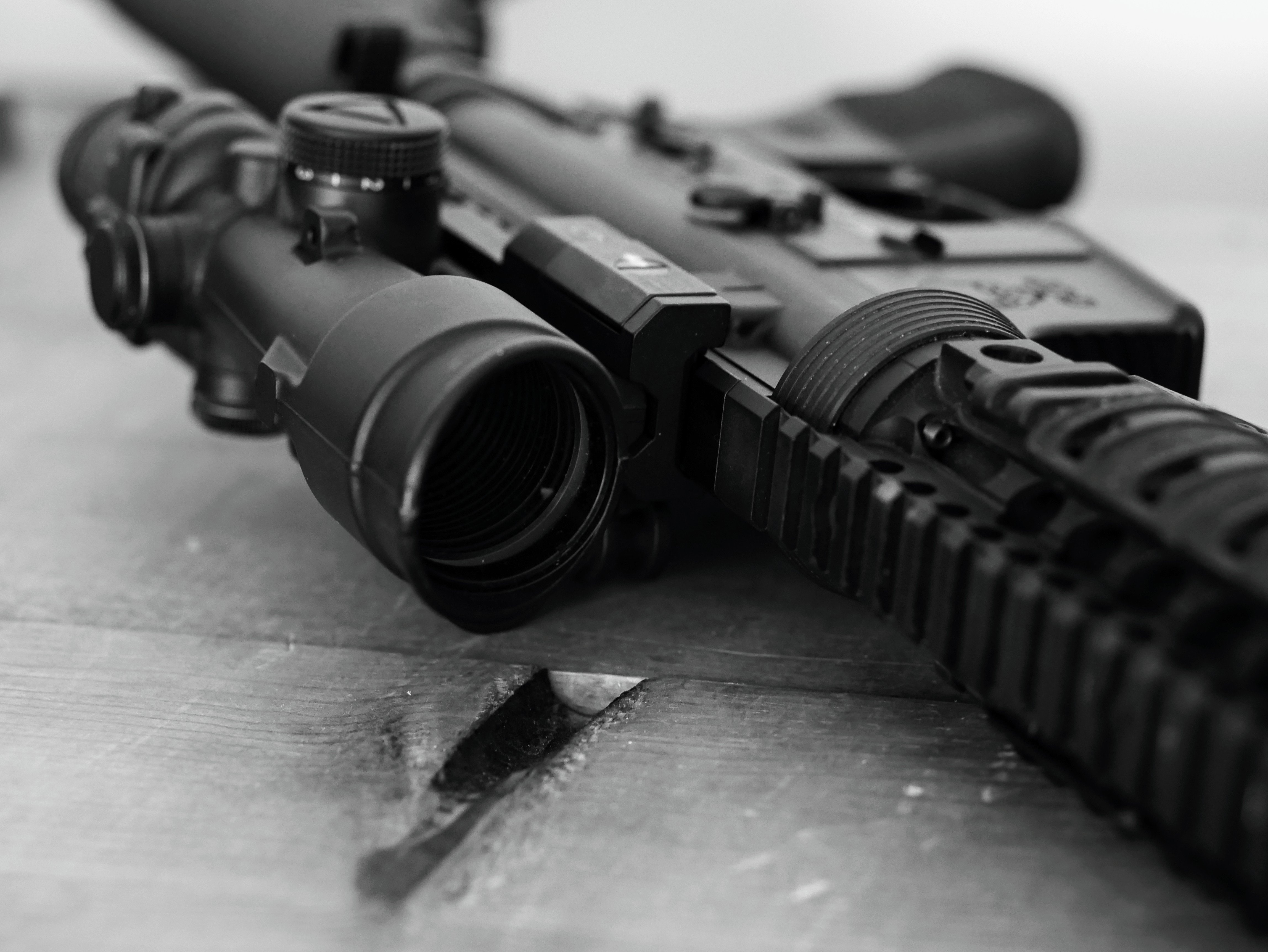 Trijicon LED TA-110 ACOG: Raw Truth Reviews - The Everyday