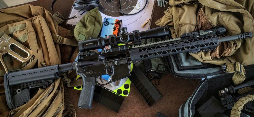 my personal recce rifle