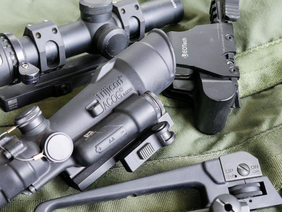 Iron Sights vs Optics: Don't Be Dumb - The Everyday Marksman