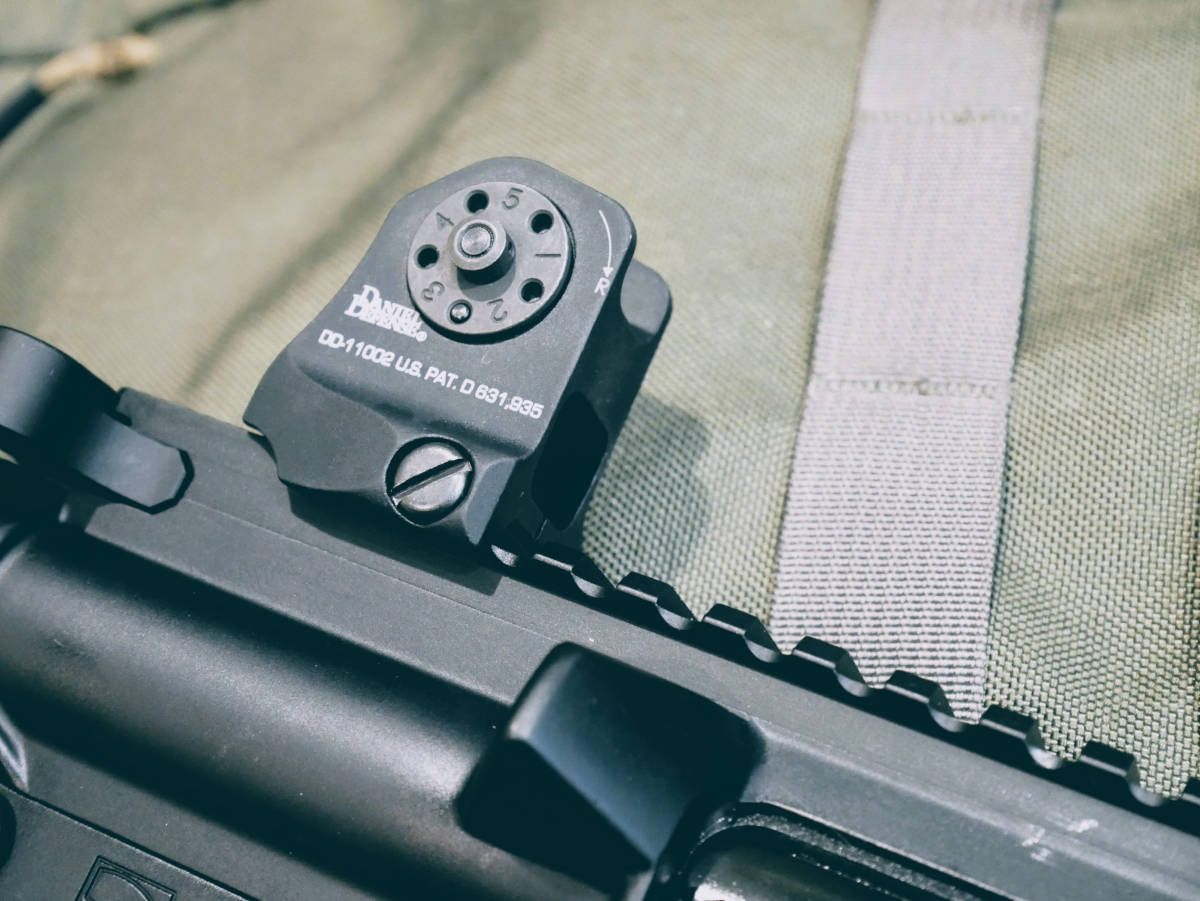 The Complete Guide to Your Iron Sight Zero - The Everyday