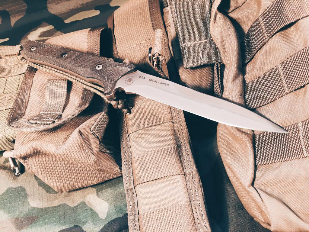 spartan blades fighting knife dagger