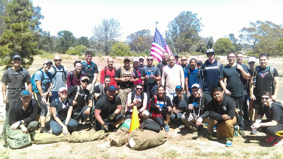 GoRuck Light Vandenberg AFB