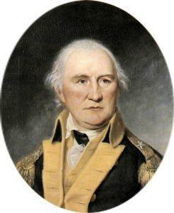 Portrait of Daniel Morgan