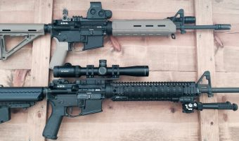 Rifle Weight, Balance, and Why it Matters