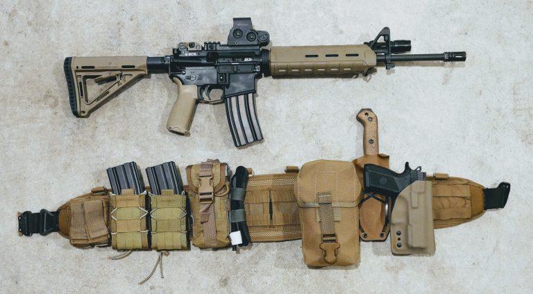 my current battle belt setup