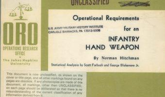 Norman Hitchman's Status Quo-Smashing 1952 Report