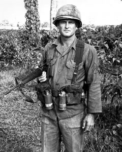 US Army Staff Sergeant 9th Cavalry Vietnam