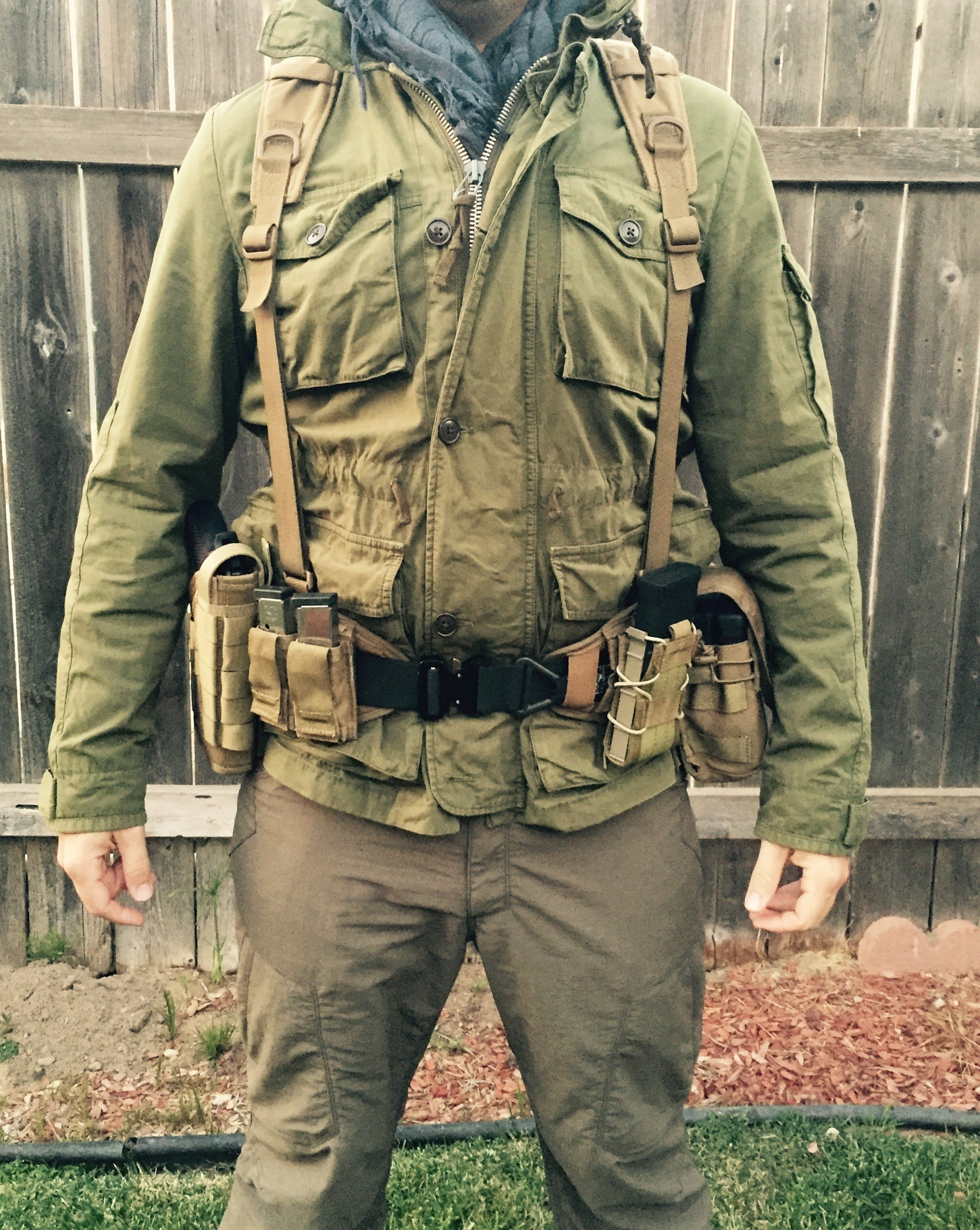 The Battle Belt: 3 Essential Tips for Carrying Gear Like a Boss