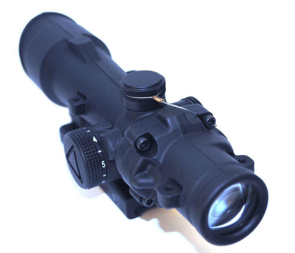 TA-110 ACOG illumination knob