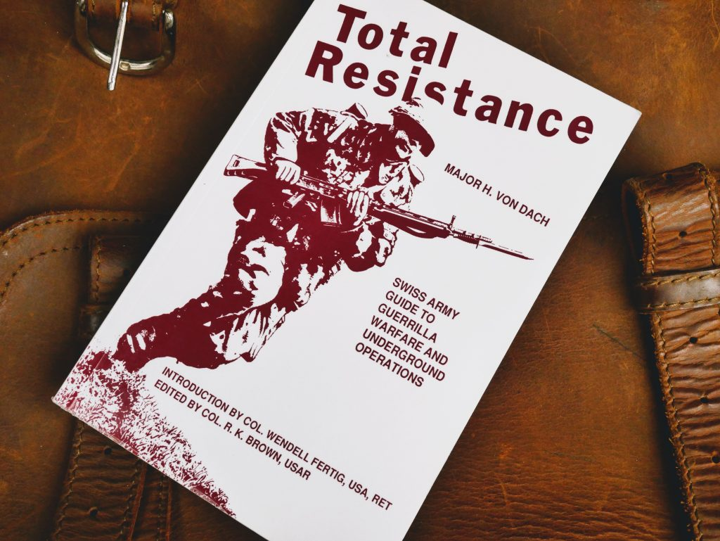Total Resistance by H. Von Dach