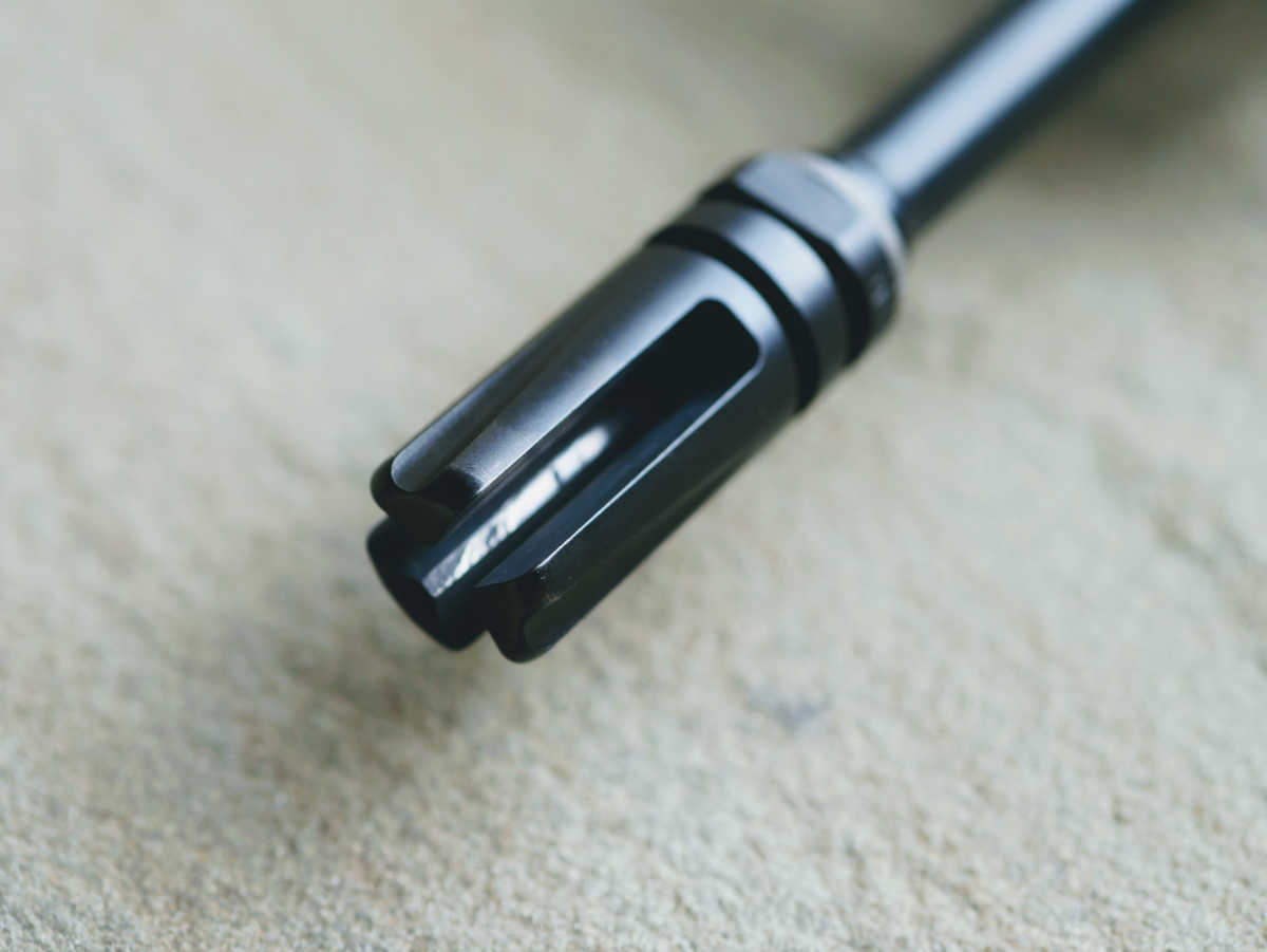 What's the Difference Between Muzzle Brakes and Compensators?