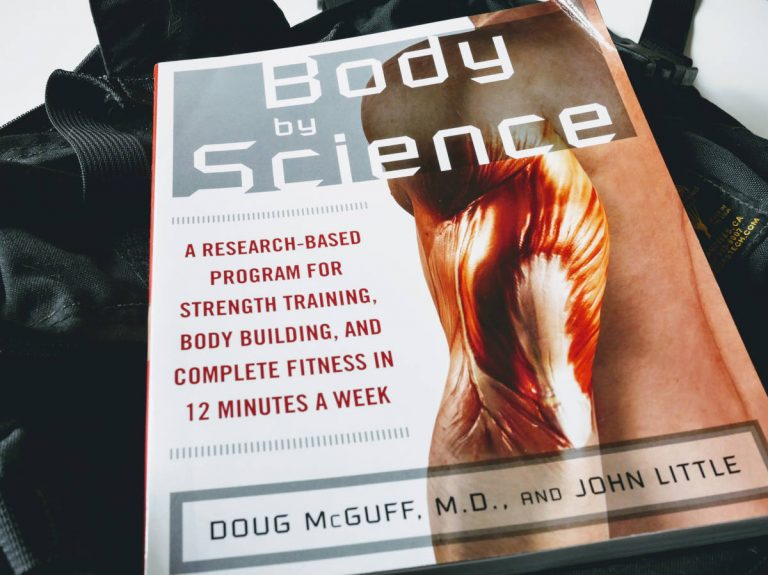 body by science book