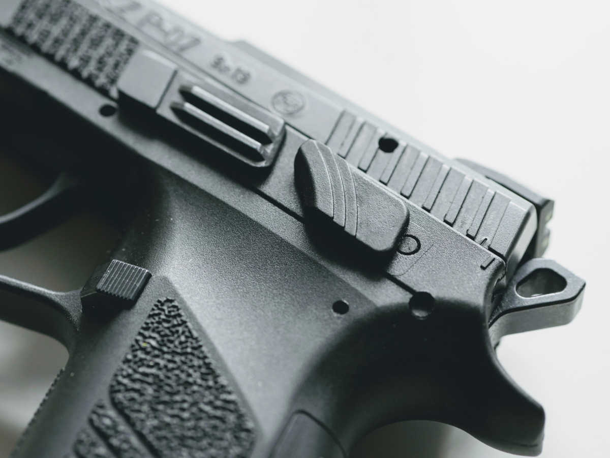 CZ P07 Review: The DA/SA Glock Replacement? - Everyday Marksman