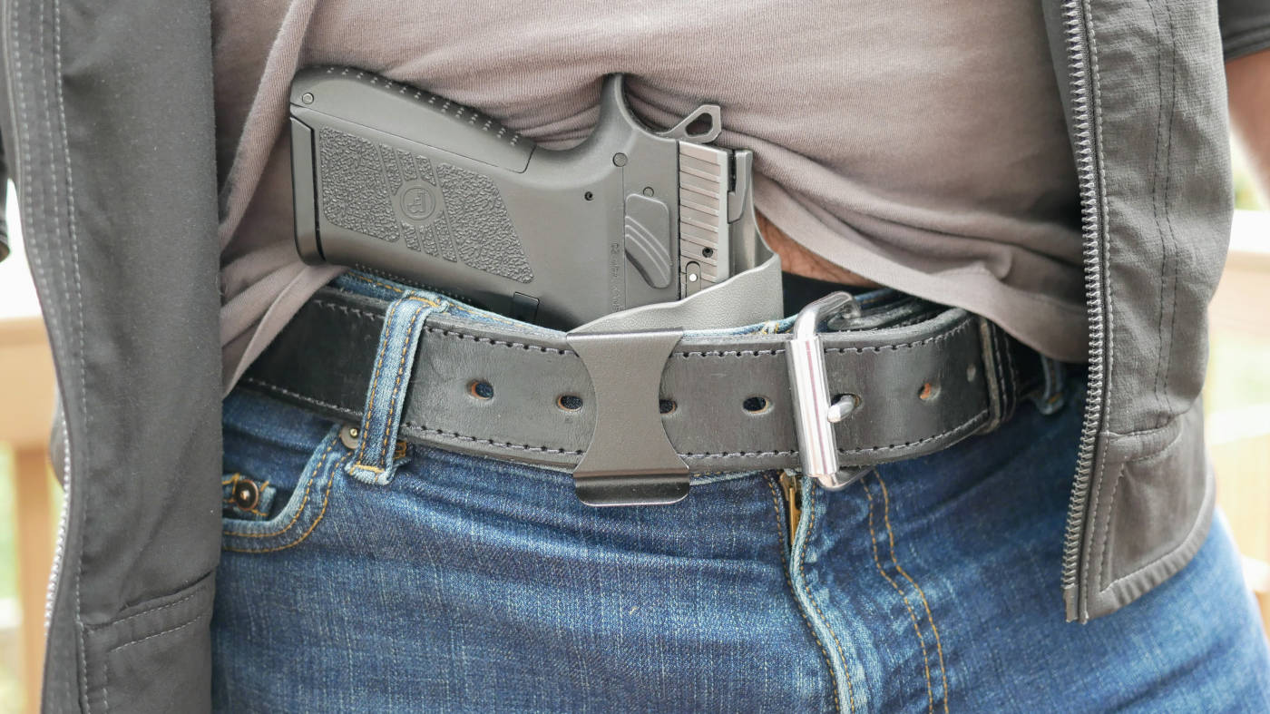 Choosing The Best Concealed Carry Belt For You Everyday Marksman After seven months of use, the two biggest standouts with the kore essentials trakline gun belt are the granular adjustability and the surprising stiffness and load carrying ability given the. choosing the best concealed carry belt